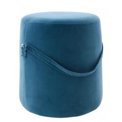 Pouf Cherlie Blue BL204V